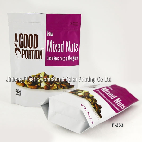 packaging bag for nuts F-233