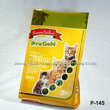 cat food bag P-145
